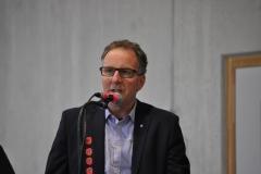 Gemeindepräsident Andreas Hegg